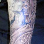 アステカ戦士